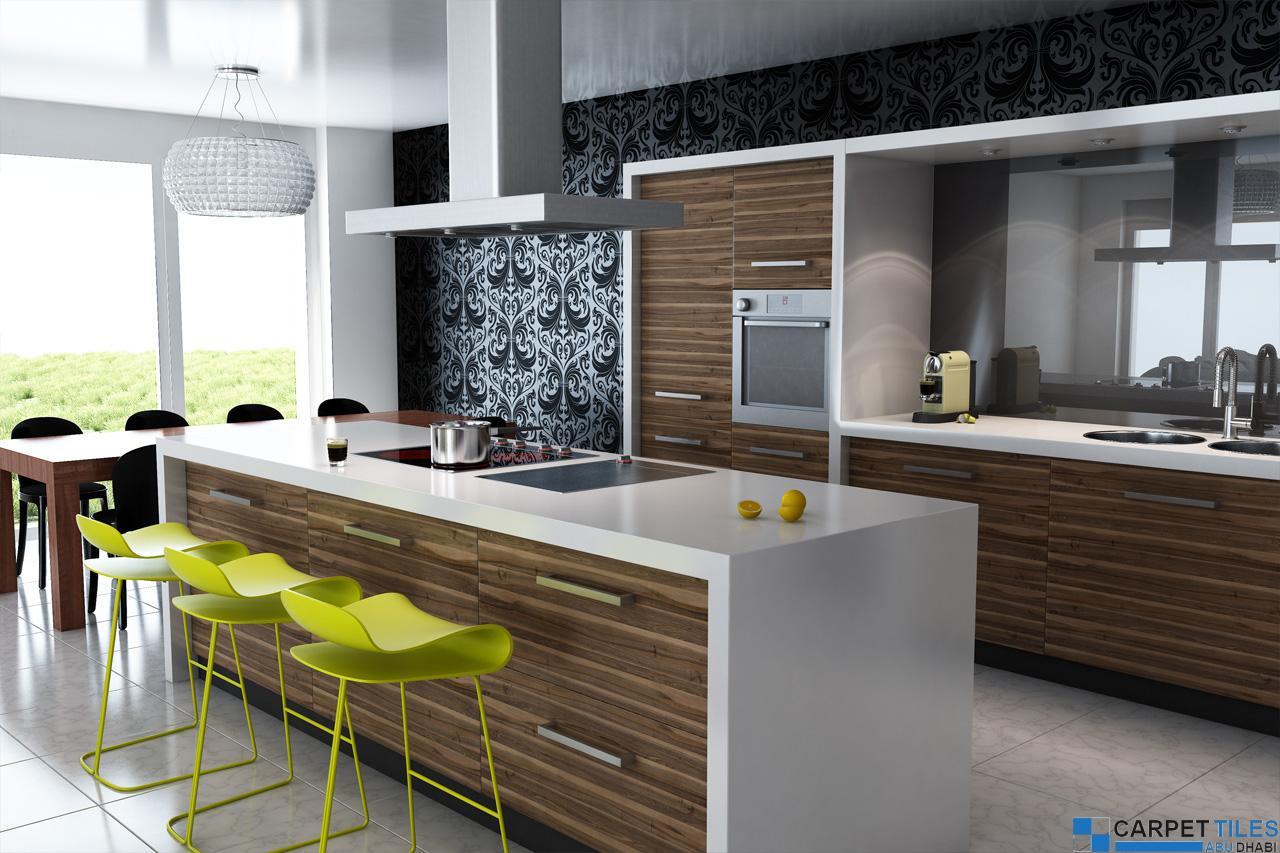 Custom Made Kitchen Cabinets Abu Dhabi Dubai Uae